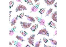 羽毛图案设计_1028768