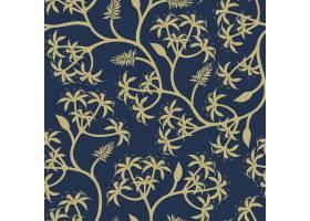天然植物分枝壁纸设计_3841892