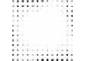 抽象装饰半色调背景_7848733