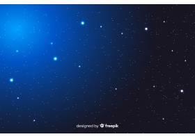 渐变抽象星夜背景_5441234