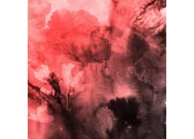 带有飞溅的美丽水彩画背景_1324341