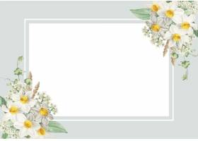 复活节花框卡片_4062029