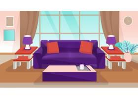 家居内部视频会议的背景_9746621