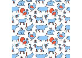 家畜和农场动物图标_1311316