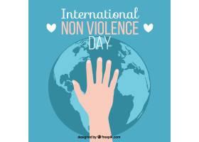 国际非暴力日的背景_933428