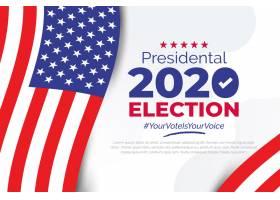 2020年美国总统大选背景_10296549