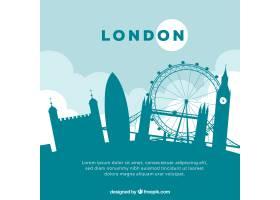 伦敦的绿色天际线_2837930