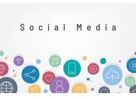 社交媒体图标_4120015