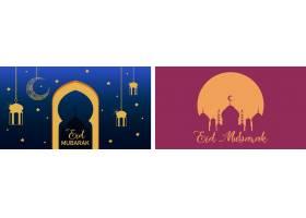 穆斯林开斋节背景穆巴拉克_6997505