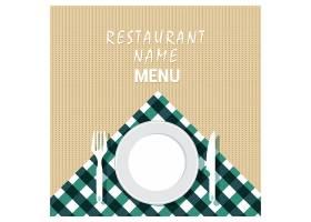 餐厅背景设计_986911
