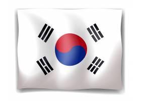 韩国国旗_3101418