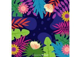 花卉背景_4634395