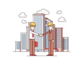 房地产建筑师和城市交易协议_1311516
