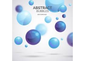 抽象气泡背景_2475300