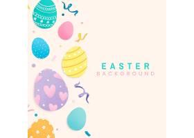 复活节快乐卡片设计_3834162