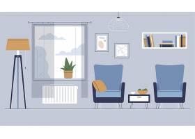 家居室内背景风格_9694080