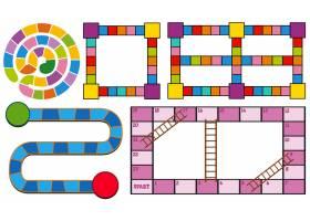 不同颜色的游戏模板_1175917