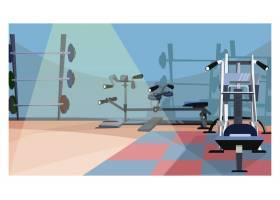 健身房室内插图_3296551