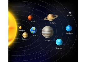 太阳系背景_3924857