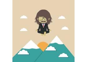 一个人在山上放松_941046