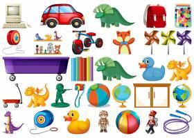 一套儿童玩具_4317325