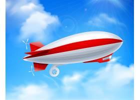 齐柏林飞艇上的天空成分_4320753