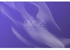 紫色背景上的烟_4239332