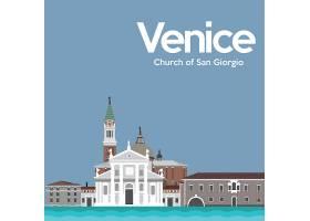 威尼斯背景设计_1069725