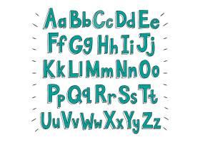 字母背景设计_1133746