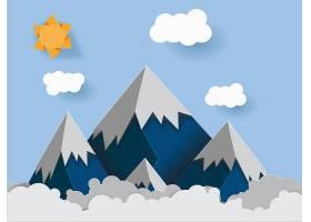 山地背景设计_1003069