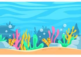 视频会议的水下背景_9460668