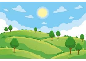 自然景观视频会议的背景_9892508