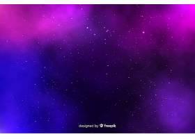 满天繁星的星夜背景_5418489