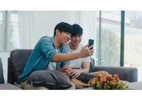 亚洲有影响力的同性恋情侣在家Vlog亚洲LG_6137047