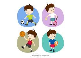 运动男孩系列_875831