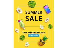 这个周末的夏季大减价现在只有一家商店在刻_2542103
