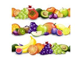 水果边框插图_3949209