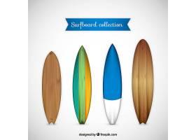 木制冲浪板的类型_880030