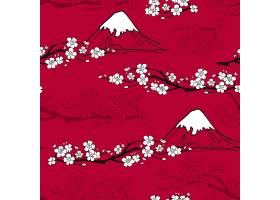 日本花卉图案_3815819