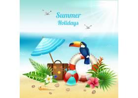 暑假现实主义概念_6203106