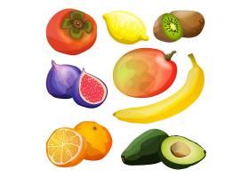 异国情调的水果套餐_3949206