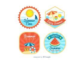 夏季徽章系列_4396940