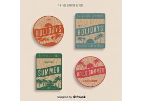 夏季标签系列_4444663