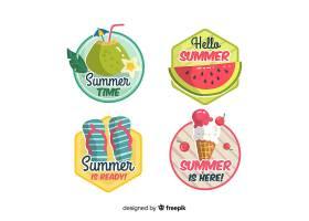 夏季标签系列_4444698