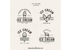 几个复古风格的冰淇淋品牌_1137389