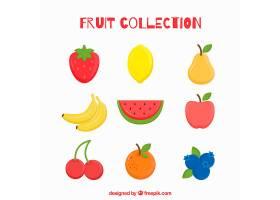 几种平面设计的美味水果_1112155