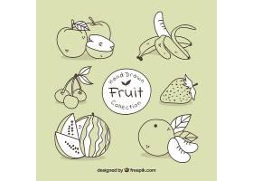 一包手绘水果_1113207