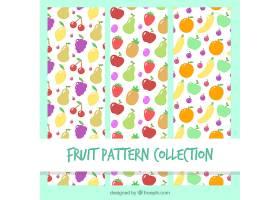 平面设计中的几种水果图案_1144510