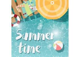 夏季背景设计_903958