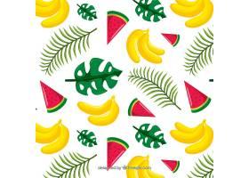 不同水果的热带夏季模式_2211530